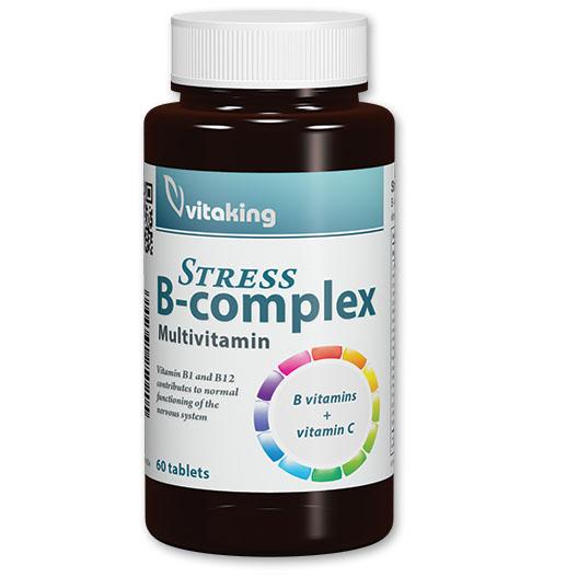 b komplex vitamin hatása
